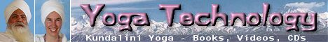 Yoga Technology  - Kundalini Yoga online resources - information, meditations, yoga sets, books, DVDs, videos, mantra CDs, Yogi Tea.